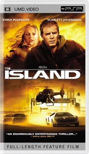 The Island [UMD for PSP]