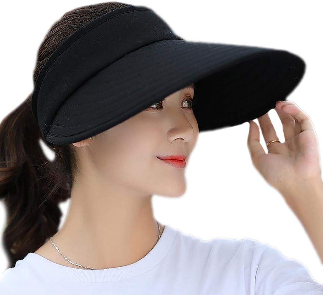 trouver le travail meilleure sélection haut de gamme pas cher LAAT 1Pcs Chapeau de Soleil Femme Chapeaux de Plage Anti-UV ...