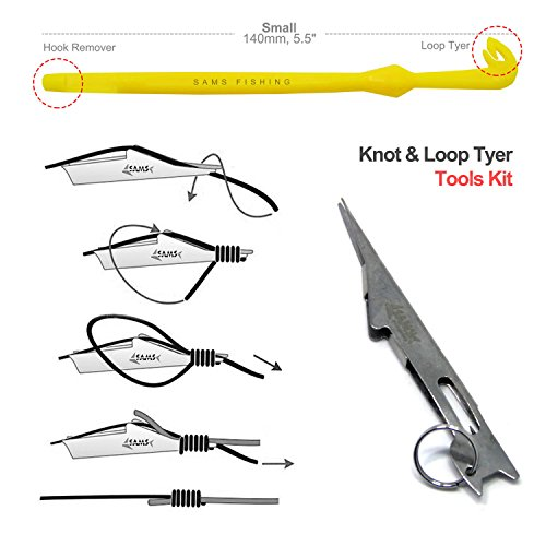 From usa samsfx tie fast nail knot tyer and loop tying for Fishing knot tool