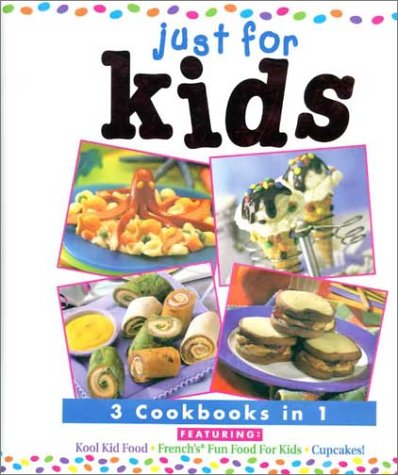 Download Just For Kids: 3 Cookbooks in 1 pdf