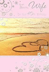 Perfect Thoughts - Tarjeta de cumpleaños para mi hermosa ...