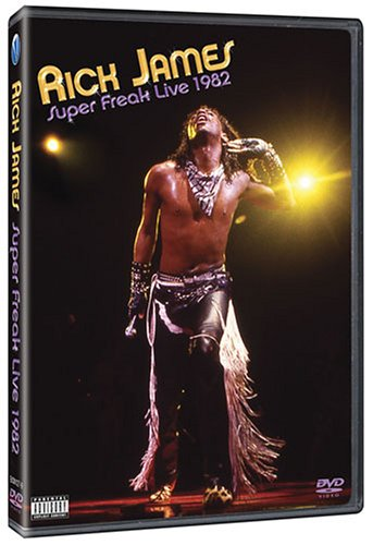 Rick James: Super Freak Live 1982 by Eagle Rock Ent
