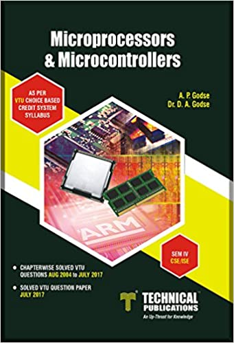Microprocessor And Microcontroller Book By Godse