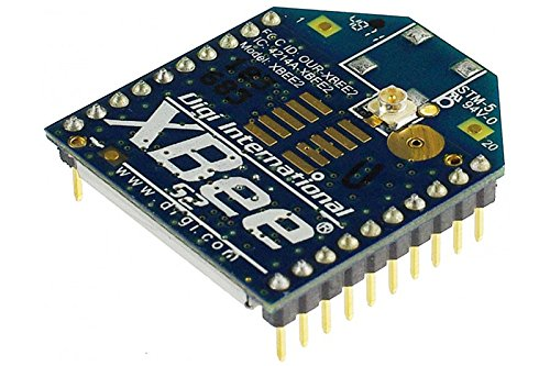 Xbee 2mw U.FL Connection - Series 2 (Zigbee Mesh) by D&F