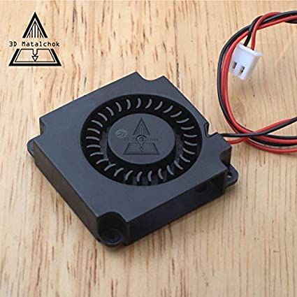 Amazon.com: GIMAX 3D Matalchok Printer Accessories 12V 24V 4010mm 4010 40mm DC Turbo Fan Bearing Blower Radial Cooling Fans Creality CR-10 Kit: Industrial & ...
