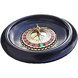 Grande Roulette de 40cm avec boules + Bleu Roulette Layout/Feutre