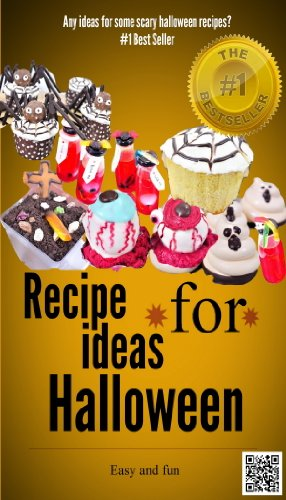 ## CAKE DECORATING - Hi All...Recipe ideas for Halloween: Any ideas for some scary halloween recipes?