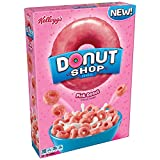 License Donut Shop Strawberry cereal 10 oz