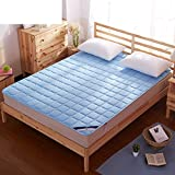 mattress/moisture wicking bed mat/ tatami mattress/mattress protection/ mattress-A 150200cm(59x79inch)