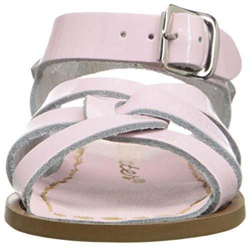 Salt Vann Sandaler Ved Hoy Skoen Den Opprinnelige Sandal Skinnende Rosa