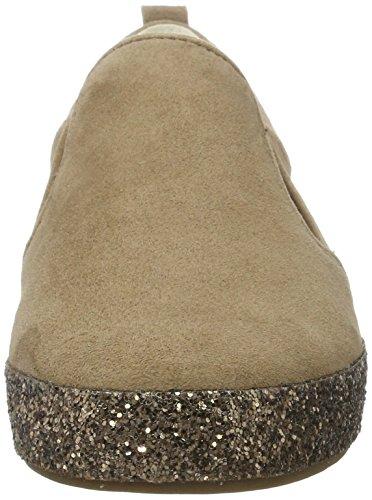 Gabor Comfort, Scarpe da Ginnastica Basse Donna Marrone (Walnut Kristall)