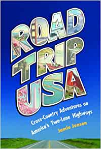 Books about cross country road trips