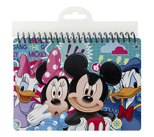 Disney Mickey and Gang Autograph-A Book