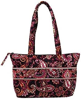 product image for Stephanie Dawn Quilted Zip Tote