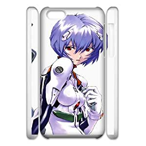 iPhone 6 4.7 Inch Cell Phone Case 3D Neon Genesis Evangelion 060 Cover protective Skin Shield PJZ003-2304649