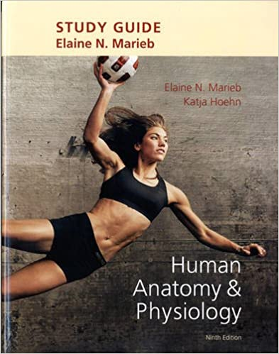 Study Guide for Human Anatomy & Physiology: 9780321794390 ...