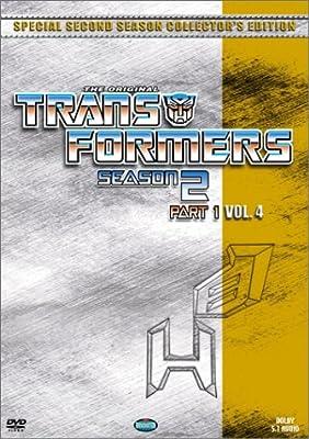 Transformers Season 2 Part 1, Vol. 4