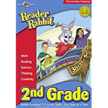 Reader Rabbit 2nd Grade 2002
