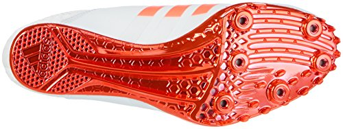 Mixte Red Blanc Silver White Solar Adizero Ftwr Metallic Finesse Chaussures Adulte d'Athlétisme adidas BxHPIqwvn