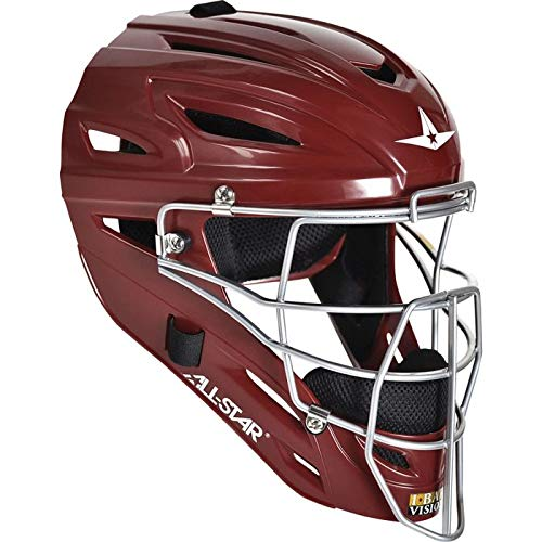 All-Star Adult System 7 Catcher's Helmet