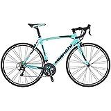 Bianchi(ビアンキ) ロードバイク VIA NIRONE 7 PRO SORA(ビア ニローネ ソラ ) 2018モデル (チェレステ/CK16) 44サイズ