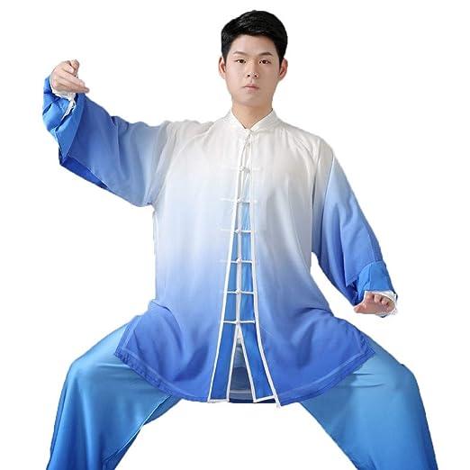 WOLJW Ropa de Kung Fu Uniforme de Tai Chi Ropa de Tai Chi ...