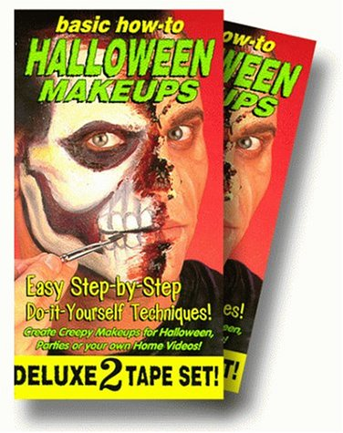 Basic How to Halloween Makeups 1 & 2 [VHS]