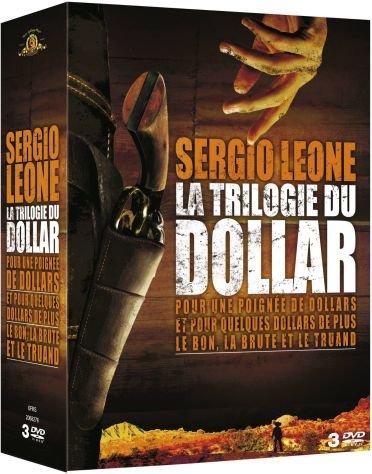 Sergio Leone : La trilogie du dollar : Pour une poignée de dollars + Et pour quelques dollars de plus + Le bon, la brute et le truand Francia DVD: Amazon.es: Clint