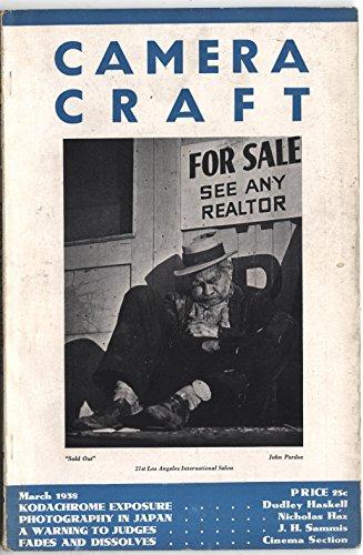 - Camera Craft Magazine March 1938