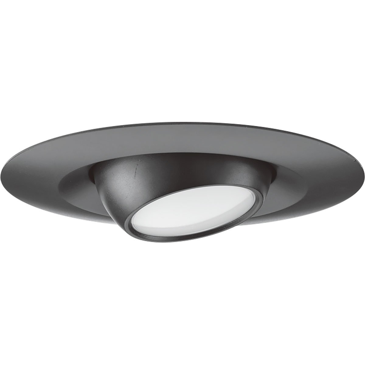 Progress Lighting P8176-09-30K Led Recessed 5 LED Eyeball Trim Antique Bronze