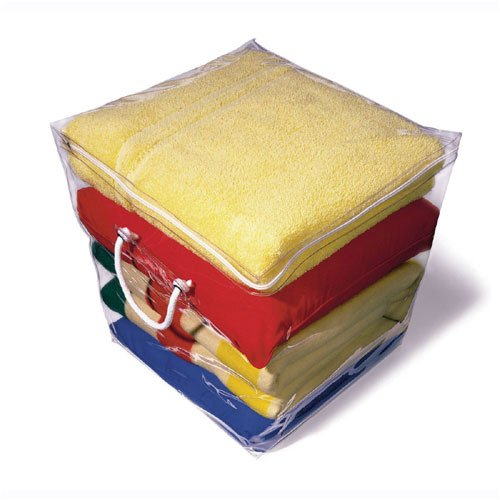 Richards Homewares Clear Vinyl Storage