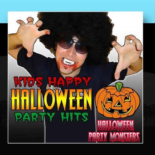 Kids Happy Halloween Party Hits -