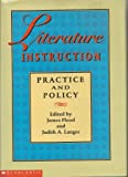 Literature Instruction, James Flood, 0590497561