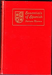 Hardcover Essentials of Spanish Book