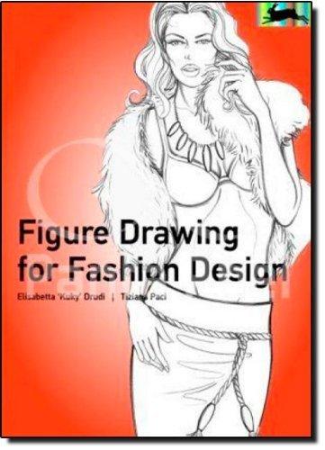 Figure Drawing for Fashion Design - new edition: Neuauflage (Pepin Press Design Books) by E. Drudi, T. Paci (2010) Paperback