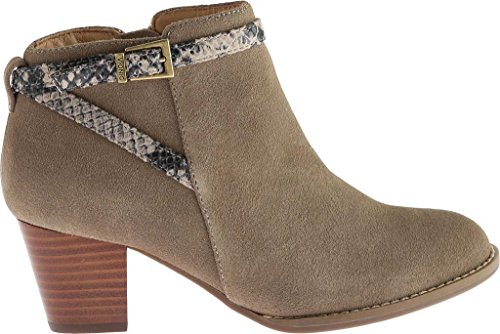 9 with Women's W Bootie US Vionic Orthaheel Tan Technology 5 Ankle Upton Light FqnnvWwda7