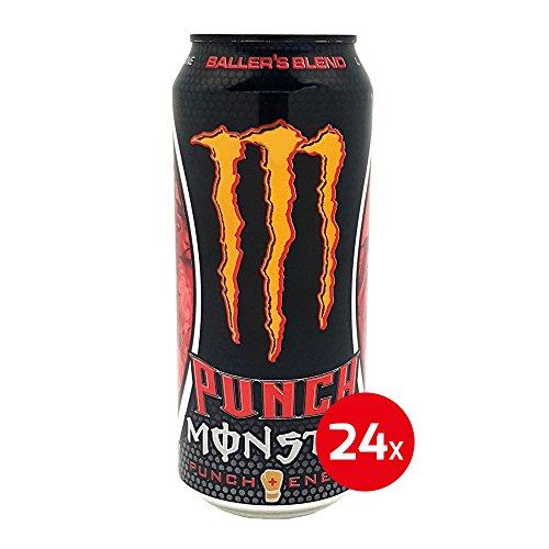 Monster Energy Drink Ballers 16 Ounce