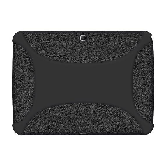 Amze Soft Silicone Jelly Skin Fit Case for Samsung Galaxy Tab 3 10.1 P5200/Tab 3 10.1 Education Tab AMZ96101 - 515TPLcXNyL - Amze Soft Silicone Jelly Skin Fit Case for Samsung Galaxy Tab 3 10.1 P5200/Tab 3 10.1 Education Tab AMZ96101