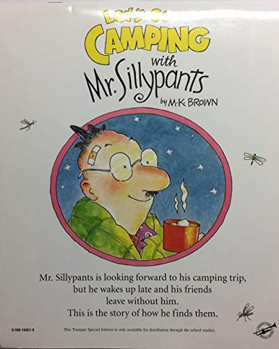 Let's Go Camping with Mr. Sillypants
