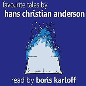 Favourite Tales by Hans Christian Anderson Audiobook