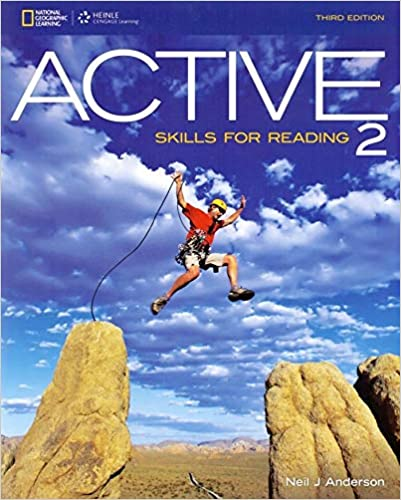 Cover of Active Skills for Reading (3rd Edition)