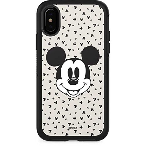 wholesale dealer 52095 9dedb Amazon.com: Skinit Mickey Mouse OtterBox Symmetry iPhone X Skin ...