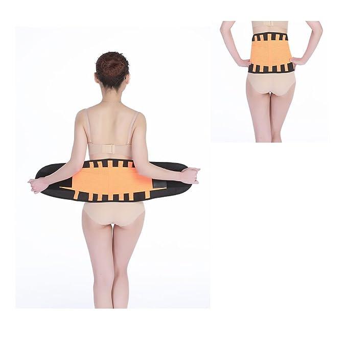 ... vientre vía Cinturón, apoyo Cinturón, Correa, Vientre lumbar Faja Lumbar, fitness Cinturón contra Dolor de espalda: Amazon.es: Salud y cuidado personal