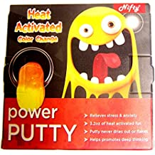 Heat Activated Power Putty by Nifty Changes Color Stocking Stuffer