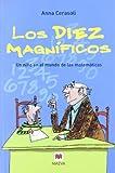 Los Diez Magnificos, Anna Cerasoli, 8496231275