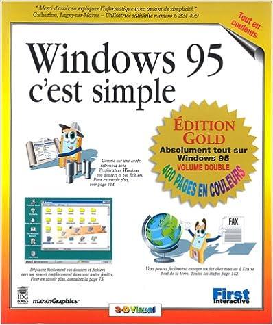Télécharger en ligne Windows 95, c'est simple epub, pdf