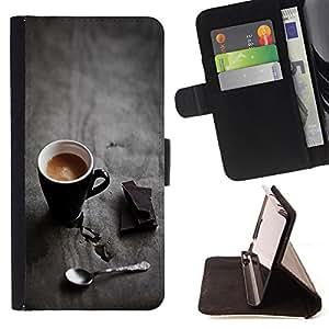 Dragon Case - FOR Sony Xperia Z3 D6603 - Long-term partner - Caja de la carpeta del caso en folio de cuero del tirš®n de la cubierta protectora Shell