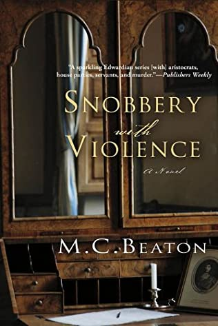 book cover of Snobbery with Violence