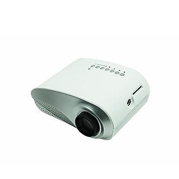 Mini Beamer, Proyector multimedia de cine en casa que admite 1080P ...