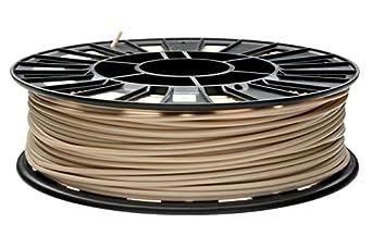 REC PLA Beige 3D Printing Filament, 2.85 mm, 750 g